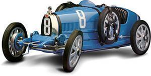 miniature de voiture Bugatti 35 1924/26 Targa Florio (KIT pré-paint) Revival Quirao idées cadeaux