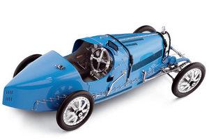 miniature de voiture Bugatti Type 35, Grand Prix 1924 (M-063) (1:18e) CMC Modelcars Quirao idées cadeaux