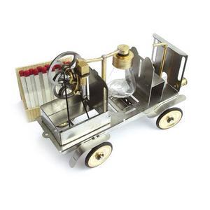 machine à vapeur Camion à Vapeur Lutz Hielscher Quirao idées cadeaux