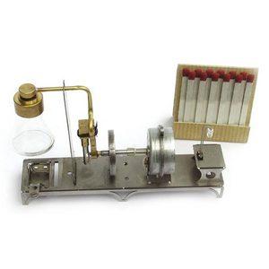 machine à vapeur Centrale électrique Lutz Hielscher Quirao idées cadeaux