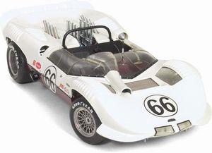 miniature de voiture Chaparral 2(II) #66 HAP SHARP 1965 (Exoto 189141) Exoto Quirao idées cadeaux