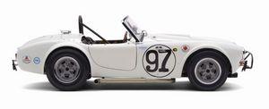 miniature de voiture AC Cobra 289 #97 (Exoto 18130) Exoto Quirao idées cadeaux