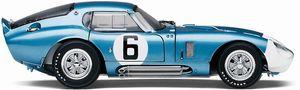 miniature de voiture Cobra Daytona (Exoto 18002) Exoto Quirao idées cadeaux
