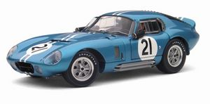 miniature de voiture Cobra Daytona #21 1964 (Exoto 18011) Exoto Quirao idées cadeaux