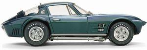 miniature de voiture Corvette coupé (Exoto 00030) Exoto Quirao idées cadeaux