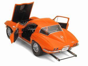 miniature de voiture Corvette 427 Dragster  1967 (Exoto MTB00017) Exoto Quirao idées cadeaux