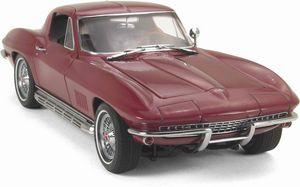 miniature de voiture Corvette 327 Coupe  1967 (Exoto MTB00012) Exoto Quirao idées cadeaux