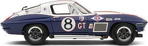 miniature de voiture Corvette Stingray Sebring 1967GT Class Winner #8 (Exoto MTB 00077) Exoto Quirao idées cadeaux