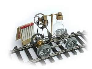 train miniature Draisine I, G Lutz Hielscher Quirao idées cadeaux
