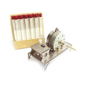 machine à vapeur Dynamo et lampe Lutz Hielscher Quirao idées cadeaux