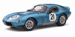 miniature de voiture Cobra Daytona  #21 GOODWOOD 1964 (Exoto 18011S) Exoto Quirao idées cadeaux