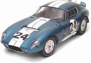 miniature de voiture Cobra Daytona  #24 ENNA 1965 (Exoto 18012) Exoto Quirao idées cadeaux