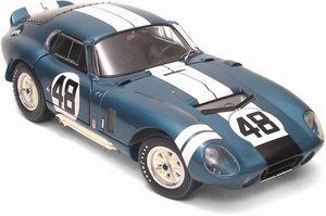 miniature de voiture Cobra Daytona  #48 Monza 1965 (Exoto 18014) Exoto Quirao idées cadeaux