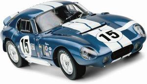 miniature de voiture Cobra Daytona  #15 Sebring 1965 (Exoto 18015) Exoto Quirao idées cadeaux