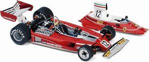 miniature de voiture Ferrari 312 T (Exoto 97050) Exoto Quirao idées cadeaux
