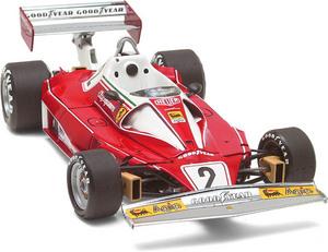 miniature de voiture Ferrari 312 T2 #2 C.Regazzoni 1976 (Exoto 97133) Exoto Quirao idées cadeaux