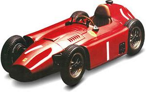 miniature de voiture Ferrari 625 F1 1954 (KIT pré-paint) Revival Quirao idées cadeaux