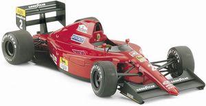 miniature de voiture Ferrari  641/2 1990 #2 Mansell Exoto Quirao idées cadeaux
