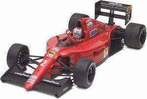 miniature de voiture Ferrari  641/2 1990 #2 N. Mansell Exoto Quirao idées cadeaux
