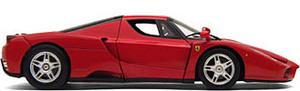 miniature de voiture Ferrari Enzo rosso corsa (Exoto 18500 gtu) Exoto Quirao idées cadeaux