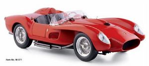 miniature de voiture Ferrari 250 Testa Rossa 1958 (CMC-M071) CMC Modelcars Quirao idées cadeaux