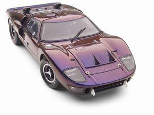 miniature de voiture Ford GT 40 MKII (Exoto PRM11160) Exoto Quirao idées cadeaux