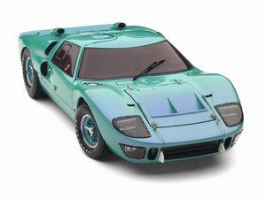 miniature de voiture Ford GT 40 MKII (Exoto PRM11165) Exoto Quirao idées cadeaux