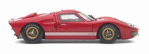 miniature de voiture Ford GT40 MKII  #4  Le Mans 1966 (Exoto 18045B) Exoto Quirao idées cadeaux