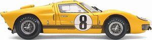 miniature de voiture Ford GT40 MKII  #8  Le Mans (Exoto 18047) Exoto Quirao idées cadeaux