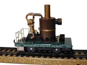 train miniature Grasshopper H0 Lutz Hielscher Quirao idées cadeaux
