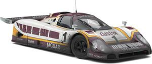 miniature de voiture Jaguar XJR9 1988 #1 Le Mans 88 Finish Line (Exoto MTB00102 FLP) Exoto Quirao idées cadeaux