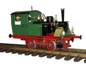 train miniature Loco Emil Lutz Hielscher Quirao idées cadeaux
