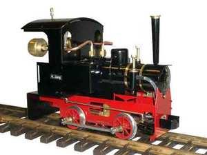 train miniature Loco Heidi, Kit Lutz Hielscher Quirao idées cadeaux