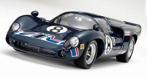 miniature de voiture Lola-Chevy T70 MK3  #8 Daytona 1967 (Exoto 18212) Exoto Quirao idées cadeaux