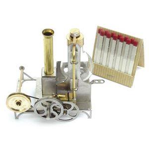 machine à vapeur Mini machine à vapeur Lutz Hielscher Quirao idées cadeaux