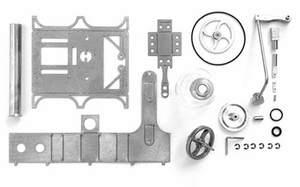 machine à vapeur Mini machine à vapeur, kit Lutz Hielscher Quirao idées cadeaux