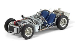 miniature de voiture Maserati Birdcage 1960 (sans carosserie) CMC Modelcars Quirao idées cadeaux