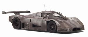 miniature de voiture Works S-M C9  #62  Le Mans 1989 (Exoto 19194 FLP) Exoto Quirao idées cadeaux