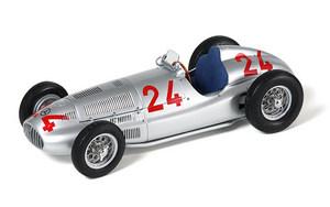 miniature de voiture Mercedes W165 #24  1939  GP Tripoli (CMC-M074) CMC Modelcars Quirao idées cadeaux