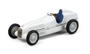 miniature de voiture Mercedes-Benz W 25 1934 blanc (CMC-M065) CMC Modelcars Quirao idées cadeaux