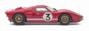 miniature de voiture Ford GT40 MK2 Le Mans Exoto Quirao idées cadeaux