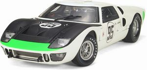 miniature de voiture Ford GT40 MKII #95 Daytona 1966 (Exoto 18043) Exoto Quirao idées cadeaux