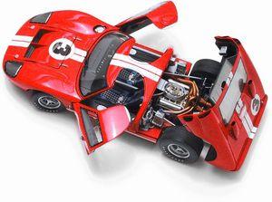 miniature de voiture Ford GT40 Mk II #3 Exoto Quirao idées cadeaux