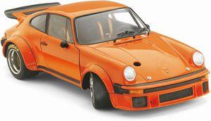 miniature de voiture Porsche 934 RSR orange  1976 (Exoto 18092) Exoto Quirao idées cadeaux