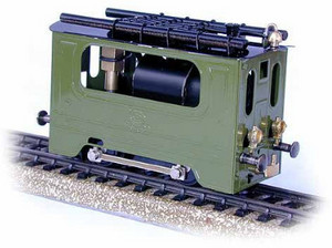 train miniature Loco Beckertjes NCS-1 H0 Lutz Hielscher Quirao idées cadeaux