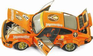 miniature de voiture Porsche 934  #24 (Exoto 18095) Exoto Quirao idées cadeaux