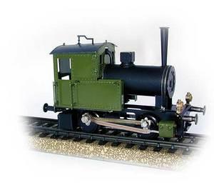 train miniature Loco T2 à vapeur, H0 Lutz Hielscher Quirao idées cadeaux