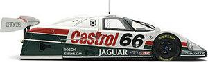 miniature de voiture Jaguar XJ-R9D #66 24h Daytona 1988 (Exoto MTB00106) Exoto Quirao idées cadeaux