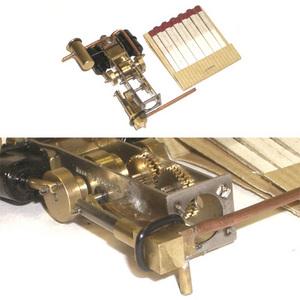 machine à vapeur Pompe à eau Lutz Hielscher Quirao idées cadeaux