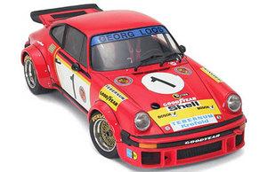 miniature de voiture Porsche 934RSR #82 Le Mans 1977 (Exoto 19091) Exoto Quirao idées cadeaux